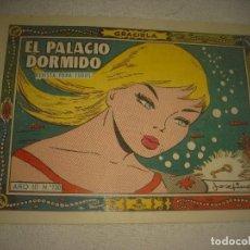 Tebeos: GRACIELA N° 130 . EL PALACIO DORMIDO .. Lote 93279975