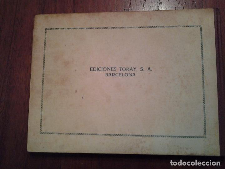Tebeos: EL MUNDO FUTURO - EDITORIAL TORAY - DIBUJANTE BOIXCAR - 4 TOMOS - COLECCION COMPLETA - Foto 4 - 93614715