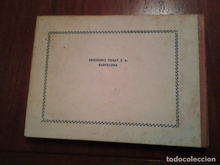 Tebeos: EL MUNDO FUTURO - EDITORIAL TORAY - DIBUJANTE BOIXCAR - 4 TOMOS - COLECCION COMPLETA - Foto 10 - 93614715