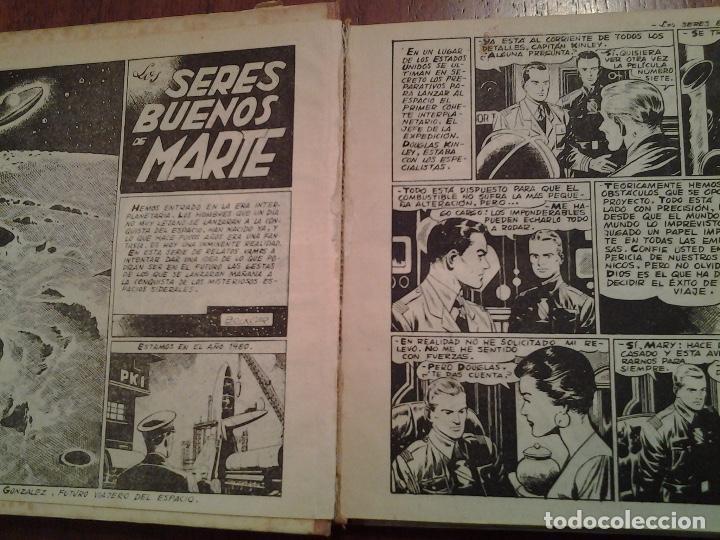 Tebeos: EL MUNDO FUTURO - EDITORIAL TORAY - DIBUJANTE BOIXCAR - 4 TOMOS - COLECCION COMPLETA - Foto 13 - 93614715