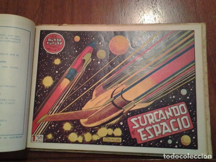 Tebeos: EL MUNDO FUTURO - EDITORIAL TORAY - DIBUJANTE BOIXCAR - 4 TOMOS - COLECCION COMPLETA - Foto 22 - 93614715