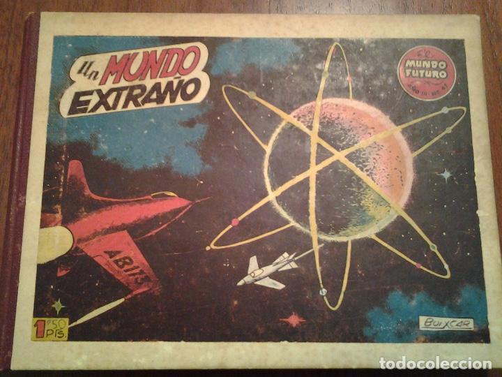 Tebeos: EL MUNDO FUTURO - EDITORIAL TORAY - DIBUJANTE BOIXCAR - 4 TOMOS - COLECCION COMPLETA - Foto 23 - 93614715