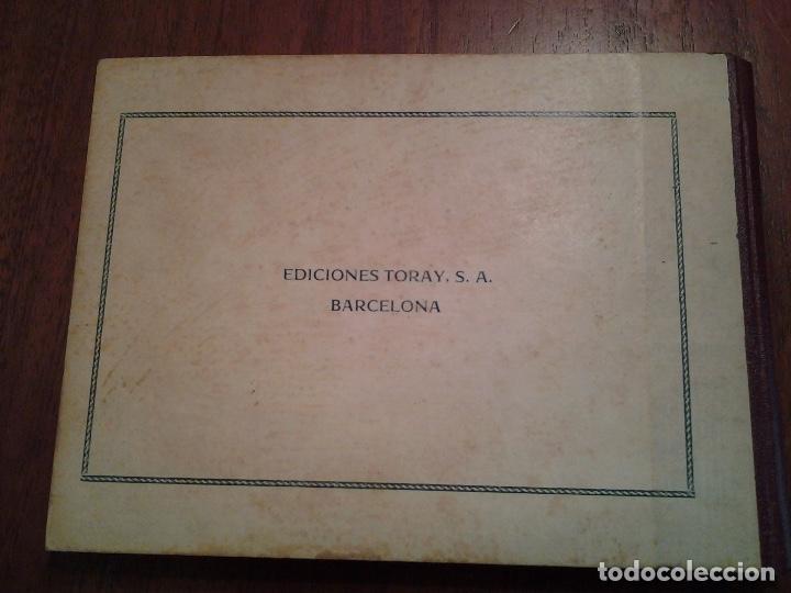 Tebeos: EL MUNDO FUTURO - EDITORIAL TORAY - DIBUJANTE BOIXCAR - 4 TOMOS - COLECCION COMPLETA - Foto 24 - 93614715