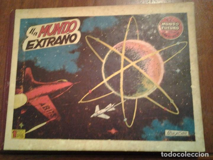 Tebeos: EL MUNDO FUTURO - EDITORIAL TORAY - DIBUJANTE BOIXCAR - 4 TOMOS - COLECCION COMPLETA - Foto 31 - 93614715