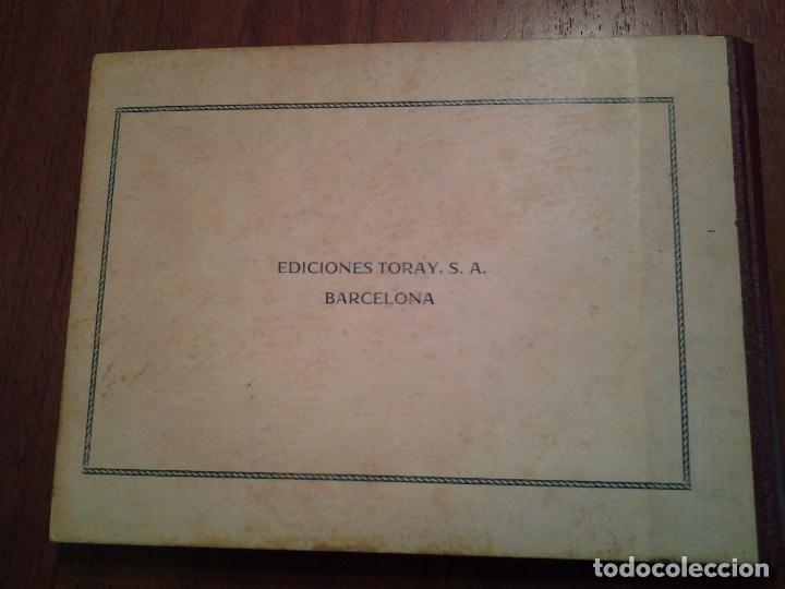 Tebeos: EL MUNDO FUTURO - EDITORIAL TORAY - DIBUJANTE BOIXCAR - 4 TOMOS - COLECCION COMPLETA - Foto 32 - 93614715