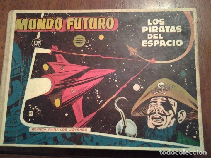 Tebeos: EL MUNDO FUTURO - EDITORIAL TORAY - DIBUJANTE BOIXCAR - 4 TOMOS - COLECCION COMPLETA - Foto 33 - 93614715