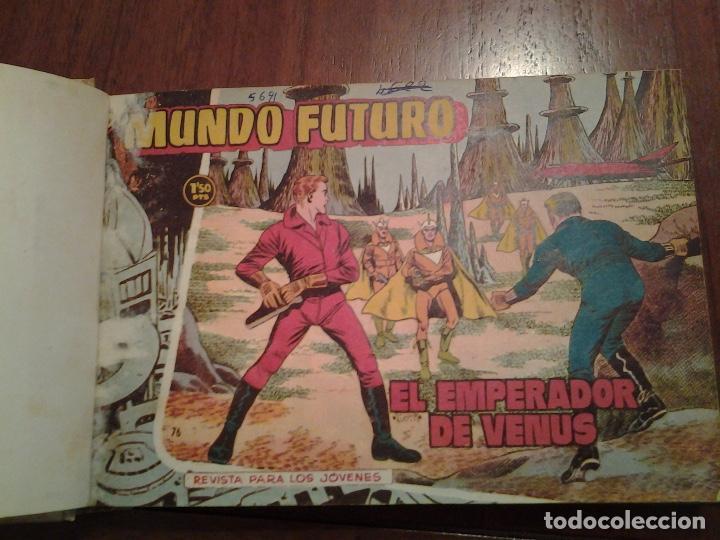 Tebeos: EL MUNDO FUTURO - EDITORIAL TORAY - DIBUJANTE BOIXCAR - 4 TOMOS - COLECCION COMPLETA - Foto 35 - 93614715