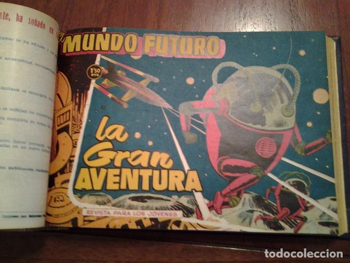 Tebeos: EL MUNDO FUTURO - EDITORIAL TORAY - DIBUJANTE BOIXCAR - 4 TOMOS - COLECCION COMPLETA - Foto 39 - 93614715