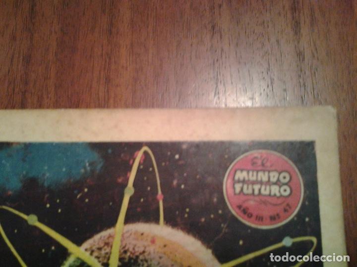 Tebeos: EL MUNDO FUTURO - EDITORIAL TORAY - DIBUJANTE BOIXCAR - 4 TOMOS - COLECCION COMPLETA - Foto 51 - 93614715