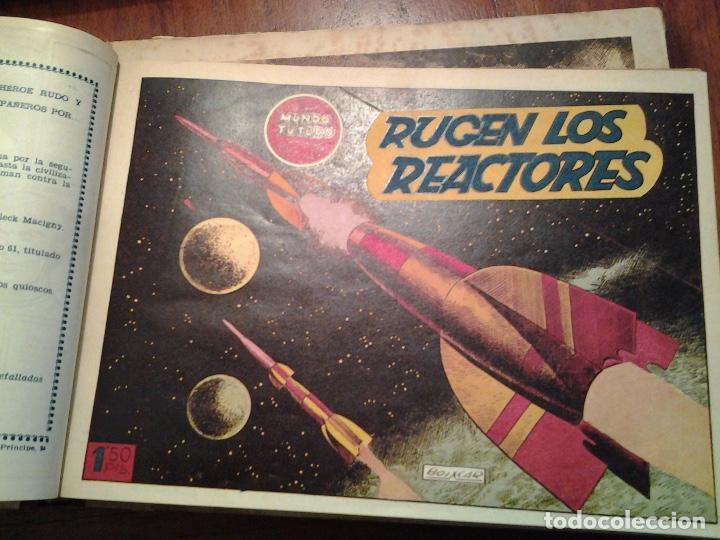 Tebeos: EL MUNDO FUTURO - EDITORIAL TORAY - DIBUJANTE BOIXCAR - 4 TOMOS - COLECCION COMPLETA - Foto 54 - 93614715