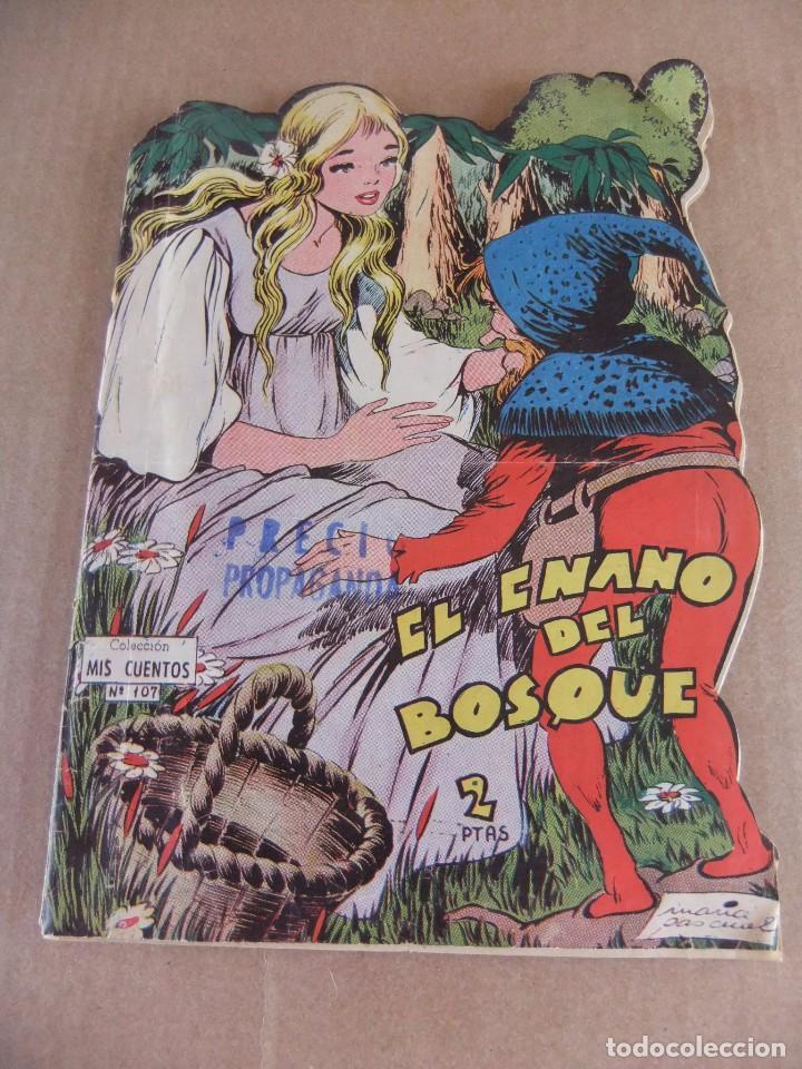 MIS CUENTOS Nº 107 EL ENANO DEL BOSQUE EDICIONES TORAY (Tebeos y Comics - Toray - Otros)