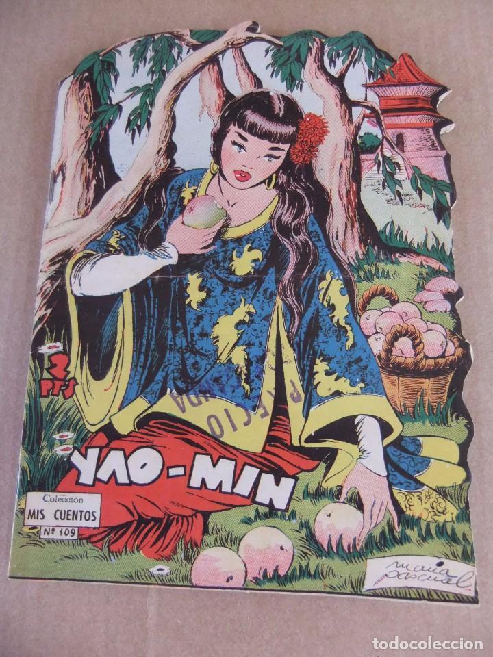 MIS CUENTOS Nº 109 YAO-MIN EDICIONES TORAY (Tebeos y Comics - Toray - Otros)
