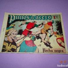 Tebeos: PUÑOS DE ACERO Nº 17 CON FLECHA NEGRA DE EDICIONES TORAY. Lote 94142735