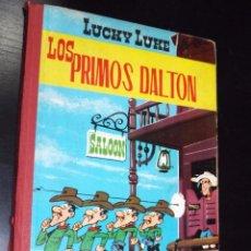 Tebeos: LUCKY LUKE: LOS PRIMOS DALTON. EDICIONES TORAY, 1963.. Lote 94178445