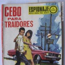 Tebeos: ESPIONAJE - TORAY Nº69. Lote 94334270
