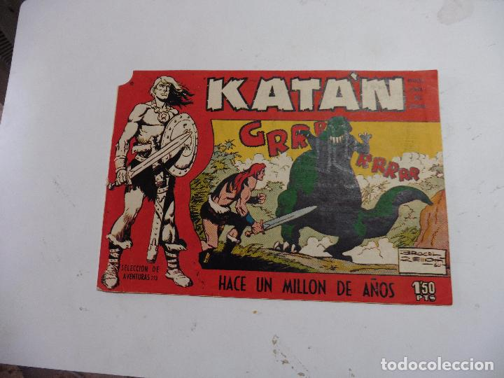 KATAN Nº 10 ORIGINAL (Tebeos y Comics - Toray - Otros)