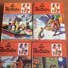 Tebeos: LOTE LIBRO LOS HOLLISTER EDITORIAL TORAY JERRY WEST. Lote 94954547