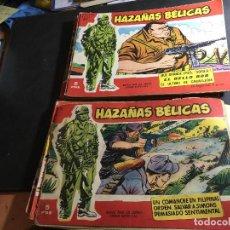Tebeos: HAZAÑAS BELICAS SERIE ROJA LOTE 16 EJEMPLARES (ORIGINAL ED. TORAY) (COI33). Lote 94990031