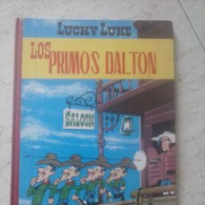 Tebeos: LUCKY LUKE. LOS PRIMOS DALTON . Lote 95039482