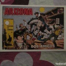 Tebeos: ARIZONA Nº 1 FICHA. Lote 95147499