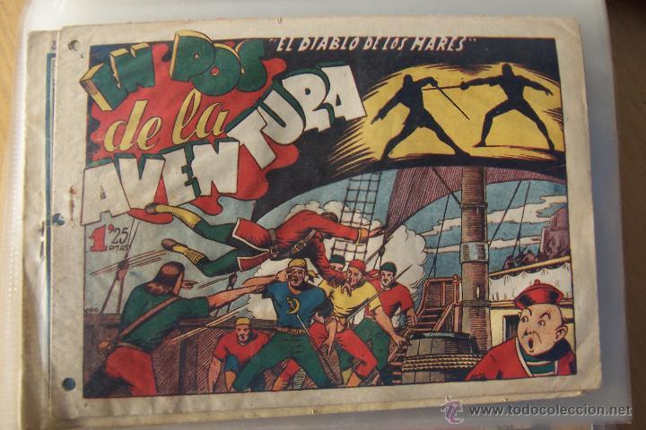 TORAY,- EL DIABLO DE LOS MARES Nº 65 (Tebeos y Comics - Toray - Diablo de los Mares)