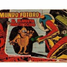 Tebeos: MUNDO FUTURO Nº 93 -ORIGINAL-. Lote 95238459