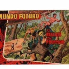 Tebeos: MUNDO FUTURO Nº 81 -ORIGINAL-. Lote 95238731
