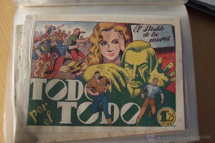 TORAY,- DIABLO DE LOS MARES Nº 45 (Tebeos y Comics - Toray - Diablo de los Mares)