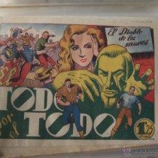 Tebeos: TORAY,- DIABLO DE LOS MARES Nº 45. Lote 95338643