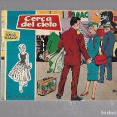 Tebeos: TEBEO. COLECCION ROSAS BLANCAS. CERCA DEL CIELO. Nº 12. Lote 95660835