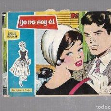 Tebeos: TEBEO. COLECCION ROSAS BLANCAS. YO NO SOY EL. Nº 25. Lote 95661119