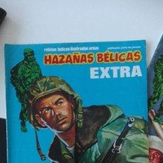 Tebeos: HAZAÑAS BÉLICAS EXTRA TRES CÓMICS . Lote 95765767