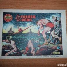 Tebeos: EL MUNDO FUTURO Nº 59 EDITORIAL TORAY ORIGINAL. . Lote 95817287