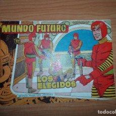 Tebeos: EL MUNDO FUTURO Nº 71 EDITORIAL TORAY ORIGINAL. . Lote 95817527