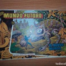 Tebeos: EL MUNDO FUTURO Nº 77 EDITORIAL TORAY ORIGINAL. Lote 95817699