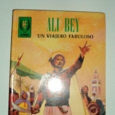 Tebeos: HOMBRES FAMOSOS Nº 19 - ALI BEY. EDIC. TORAY. 1978. Lote 96012915