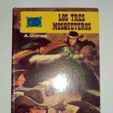 Tebeos: NOVELAS FAMOSAS Nº 4 - LOS TRES MOSQUETEROS. EDIC. TORAY. 1978. Lote 96015267