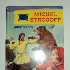 Tebeos: NOVELAS FAMOSAS Nº 18 - MIGUEL STROGOFF. EDIC. TORAY. 1978. Lote 96017447