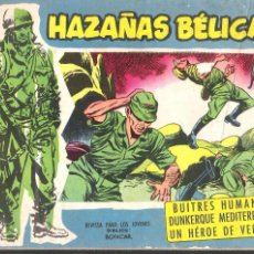 Tebeos: HAZAÑAS BÉLICAS EXTRA..ORIGINAL DE ÉPOCA.EDICIONES TORAY.AÑO 1958.Nº 88. Lote 96020203