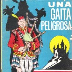 Tebeos: HAZAÑAS BÉLICAS.UNA GAITA PELIGROSA.ORIGINAL DE ÉPOCA.EDICONES TORAY.AÑO 1969.NÚMERO 270. Lote 96023223