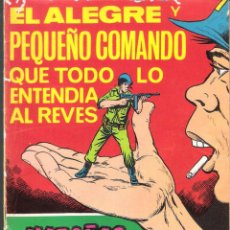 Tebeos: HAZAÑAS BÉLICAS.ALEGRE Y PEQUEÑO COMANDO.ORIGINAL DE ÉPOCA.EDICONES TORAY.AÑO 1969,NÚMERO 271. Lote 96023703