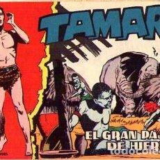 Tebeos: TAMAR (TORAY) Nº 44. Lote 96024311