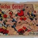 Tebeos: FLECHA NEGRA NO. 15 DE TORAY. ORIGINAL. BOIXCAR. Lote 96507568