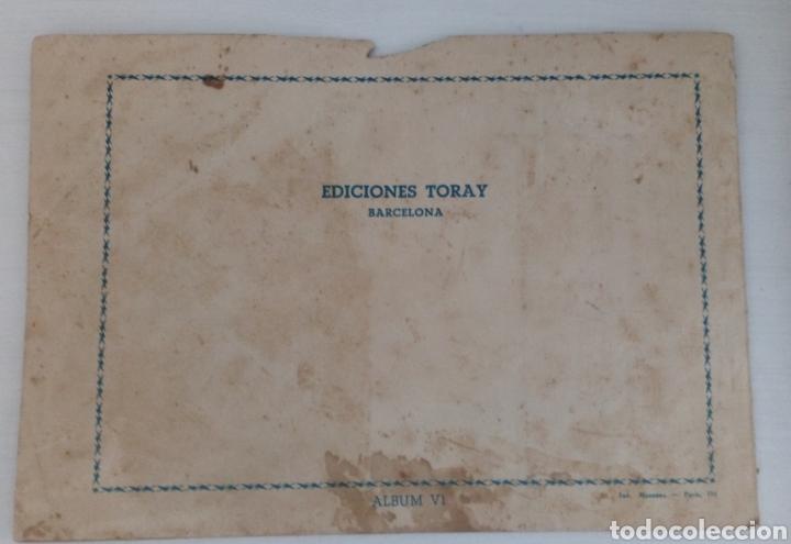 Tebeos: FLECHA NEGRA No. 15 DE TORAY. ORIGINAL. BOIXCAR - Foto 2 - 96507568