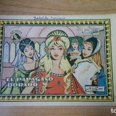 Tebeos: TEBEOS 'AZUCENA' «EL PAPAGAYO DORADO» (Nº 798). Lote 96916087