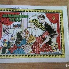 Tebeos: TEBEO 'AZUCENA' EXTRA «ALMANAQUE 1958». Lote 120133700