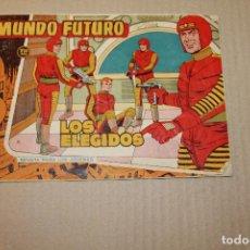 Tebeos: EL MUNDO FUTURO Nº 71, EDITORIAL TORAY. Lote 97064035