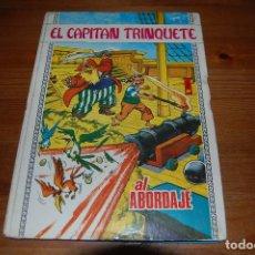 Tebeos: EL CAPITÁN TRINQUETE Nº 2. SOTILLOS Y NABAU. TORAY. Lote 97195787