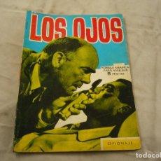 Tebeos: LOS OJOS NOVELA GRAFICA. Lote 98145003