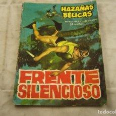 Tebeos: HAZAÑAS BELICAS Nº 83 FRENTE SILENCIOSO ED. TORAY. Lote 98147963